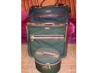 3 piece marks and spencer luggage set