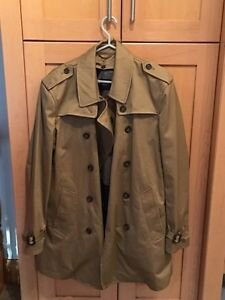 Banana republic trench $150 down from &300  brand new worn t