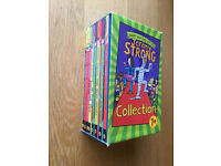 Jeremy Strong books