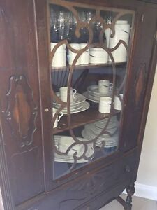 Antique Display Cabinet Kitchener / Waterloo Kitchener Area image 2