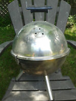 Stainless Steel Dome Small BBQ