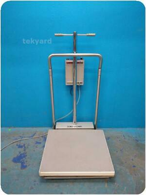 Scale Tronix 5005-6006 Standon Wheelchair Scale 229837