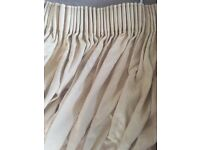 Sanderson custom made curtains two pairs