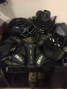 "Lacrosse equipment  box and field  ""open to offers "" Regina Regina Area image 2"