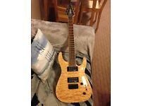 Jackson 7 String Guitar
