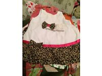 Baby girl hand made dresses