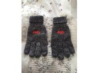 Mens superdry gloves