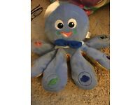 Baby Einstein octopus toy