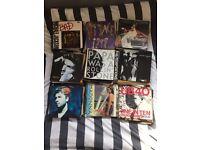 """Job Lot - 190 7"""" Vinyl Records"""