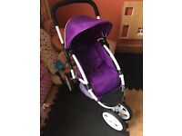 Silver cross toy pushchair age 4-8
