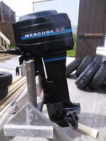 25 hp outboard motor