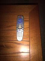 BELL REMOTE FOR TV