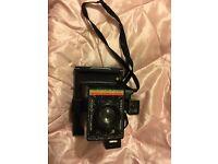 Vintage camera bundle.