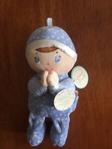 NEW with tags! Plush prayer doll
