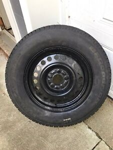 Winter tires and rims for Uplander/Montana  London Ontario image 1