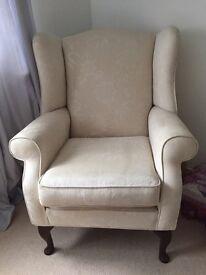 Laura Ashley armchair