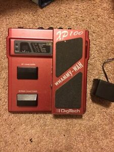 Digitech whammy xp-100 pedal