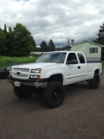 2003 lifted Chevy