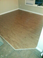 Carpet installer Laminate flooring Hardwood installation
