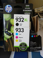 hp 932XL and 933 ink pack