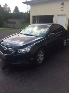 Chevy Cruze 2011 sunroof!