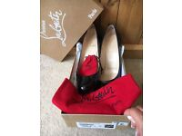 Authentic Christian Louboutins from Harvey Nichols, Size 6