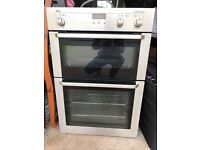 AEG Stainless Steel Double Oven