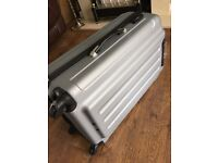 Set of 3 Brand New Luggage Zone Suitcases in Silver