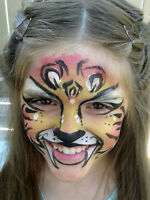 Professional Face Painting - Birthdays and Events