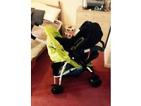 Graco travel system- £40 😀