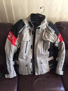 Dryrider Motorcycle Jacket XXXL Greenwith Tea Tree Gully Area Preview