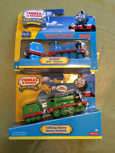 Thomas & Friends Take-n-Play Gordon and Talking Henry Die Cast Oakville / Halton Region Toronto (GTA) image 1