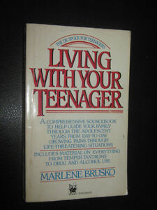 Living With Your Teenager- The Dr. Spock for Teenagers!