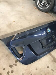2006-2011 BMW (E90) trunk lid  Kitchener / Waterloo Kitchener Area image 5