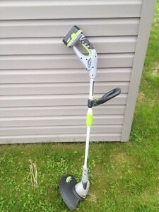 Earthwise weed trimmer