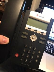 polycom soundpoint ip 331 voip telephone London Ontario image 1