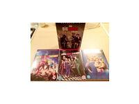 The Big Bang Theory seasons 1 - 7, 22 Discs DVD