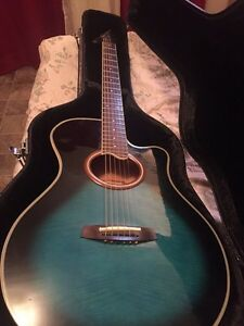 Wind rose Acoustic Guitar