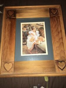 Country pictures with wooden frames Cambridge Kitchener Area image 3