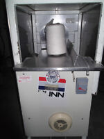 BUNN packaging and TYING MACHINE $150