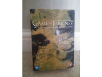 Games of Thrones Comple first, Second and Third Season