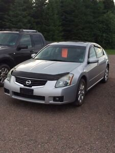 REDUCED 2007 Nissan Maxima