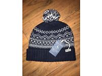 Jack Wills Beanie Hat *Genuine & Brand New With Tags*