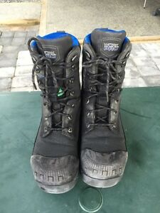 Waterproof safety boots- size 10