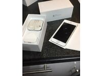 iPhone 6 and iwatch , both white / silver , boxed , great Xmas gift