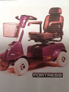 fortress 1700 dt scooter manual