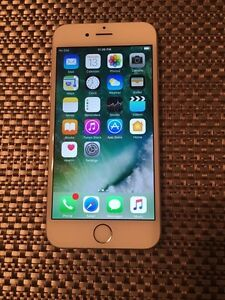 New looking iPhone 6 128gb Bell Virgin