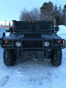 2000 Hummer H1 4DR WGN ENCLOSED / KEYLESS ENTRY / TIRE INFLATION