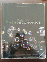 Macroeconomics and Statistics Textbooks