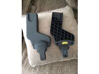 Mamas and Papas car seat/ pram adapters